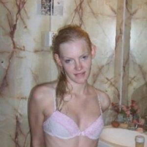 Blondine sucht Stecher